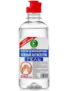 Антисептик ЁКОСС, 66.2% спирта