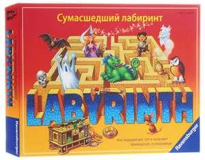 Ravensburger Настольная игра Сумасшедший лабиринт