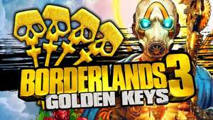 [PC, XBOX, PS4] 3 золотых ключа для Borderlands 3