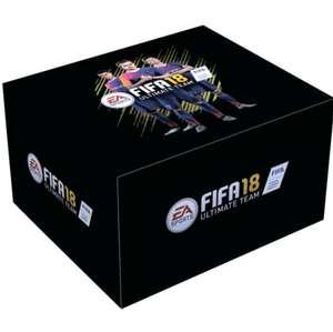 PS4. Коллекционка Fifa 18 Fan Box Edition