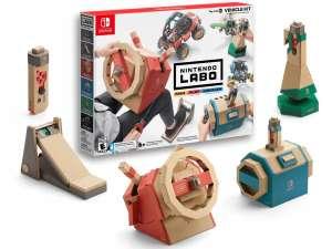 Набор Nintendo Labo Транспорт