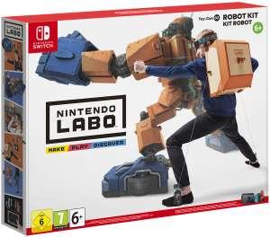 "Набор Nintendo Labo ""Робот"""