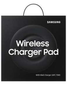 Беспроводное зарядное устройство Samsung EP-P3100 (черный)
