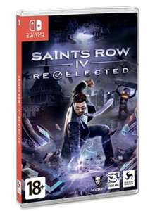 Игра Saints Row 4 для Nintendo Switch