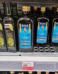 [Балашиха] Масло оливковое De Cecco Extra Virgin, 1 литр