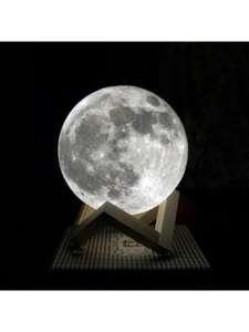 Vegarda Ночник Луна с пультом управления