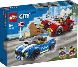 Конструктор LEGO City Police 60242 Арест на шоссе
