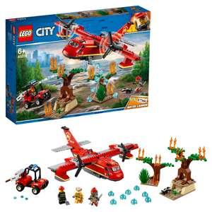 LEGO City 60217 Пожарный самолет (ещё несколько в описании)