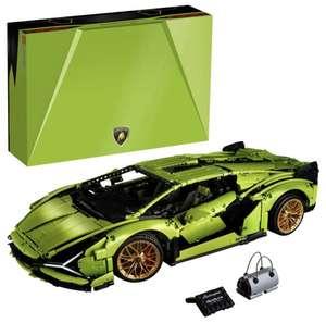 Конструктор LEGO Technic 42115 Lamborghini Sian FKP