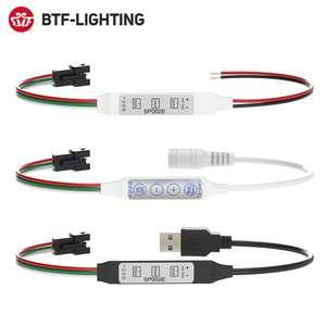 USB WS2812B контроллер