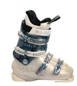 [Хабаровск] Горнолыжные ботинки Lange Exclusive 8