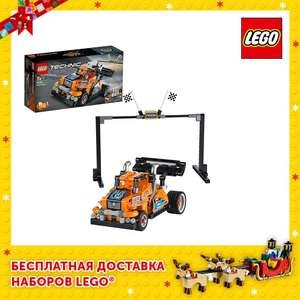 Конструктор LEGO Technic 42104 Гоночный грузовик