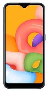 Samsung Galaxy A01; 2/16Gb Snap. 439, дисплей: 5.7 (1400 плюсами)