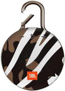 Портативная акустика JBL Clip 3 Black Star black (+ 199 баллов яндекс плюс)