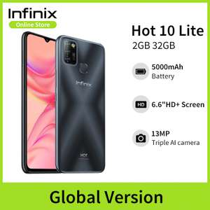 Смартфон Infinix Hot 10 Lite 2GB 32GB Глобальная версия