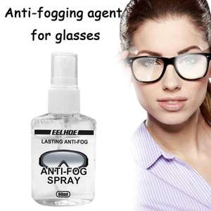 АнтиФог-спрей для предотвращения запотевания очков