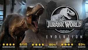 [PC] Jurassic World Evolution (-90%)