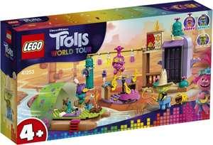 Конструктор LEGO Trolls 41253 Приключение на плоту в Кантри-тауне