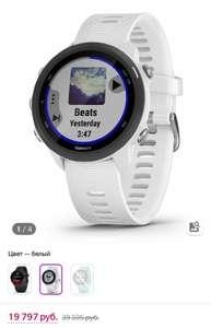 Спортивные часы GARMIN Forerunner 245 Music