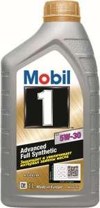 Моторное масло MOBIL 1 FS 5W-30 синтетическое [153749], 1л.