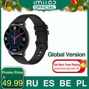 Смарт-часы Imilab Global прошивка