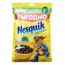 [Киров] Сухие завтраки Nestle (напр. шоколадные шарики Nesquik 700 г)