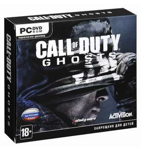 [PC] Игра Call of Duty: Ghosts