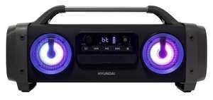 [Мск, ЛО и др.] Беспроводная колонка Hyundai H-PCD400 (28 вт, ЖК-дисплей, FM, microSD)