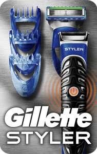 Бритва - стайлер Gillette Fusion для ухода за усами и бородой