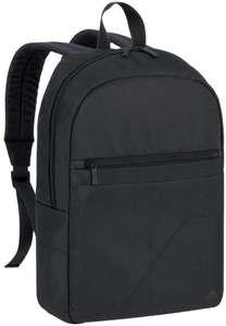 """Рюкзак для ноутбука Rivacase черный 15.6"""""""
