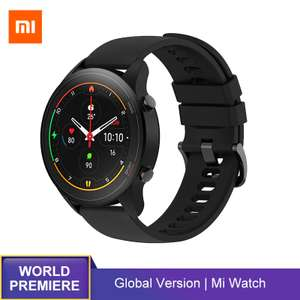 Смарт-часы Xiaomi Mi Band Watch (Глобальная версия )