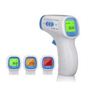 Бесконтактный цифровой термометр QQZM TF-600
