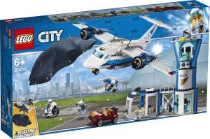 LEGO City Police 60210 Воздушная полиция: авиабаза