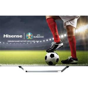 4K ТВ HISENSE 50U7QF (цена по РФ) 700нит, зональная подсветка, настоящий HDR