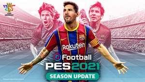 [PC] eFootball PES 2021 SEASON UPDATE
