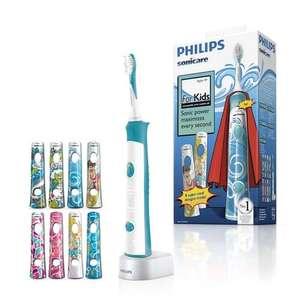 Электрическая зубная щетка Philips Sonicare for Kids HX6311/07 для детей