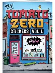 Стикербук TomatoZero vol.1 (Издательство Комильфо)