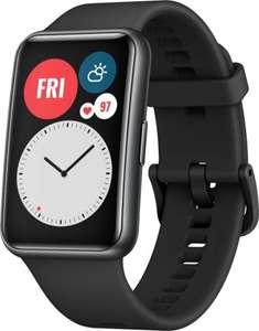Смарт-часы Huawei Watch Fit TIA-B09 (графитовый чёрный)