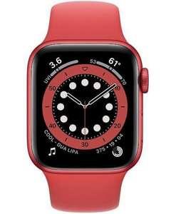 Смарт-часы APPLE Watch Series 6 40мм, красный (Tmall)