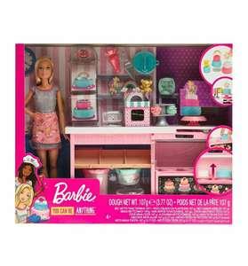 Набор игровой Mattel Barbie Кондитерский магазин