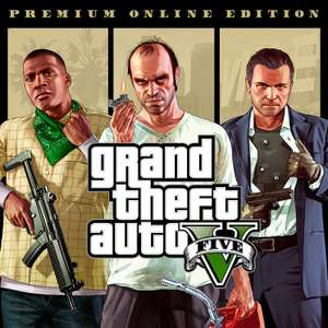 [PC] The Grand Theft Auto V: Premium Edition