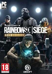 [PC] Rainbow Six Siege - Gold edition (с купоном - 265₽)