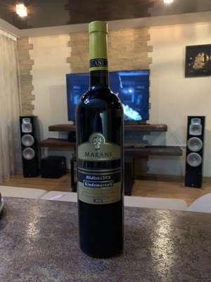 Вино Марани Киндзмараули защ.наим.кр.п/сл 0.75 л