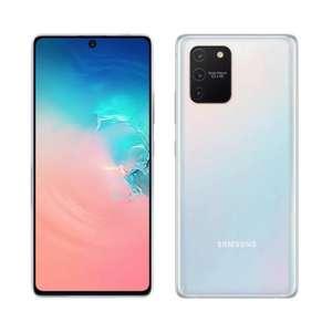 Смартфон Samsung G770 Galaxy S10 Lite 6/128Gb Blue (цена при покупке с аксессуаром)