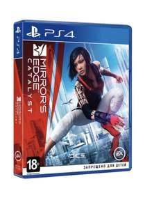 [PS4] Игра Mirrors Edge