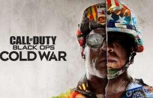 [PS4] Игра Call of Duty®: Black Ops Cold War Activision набор два поколения за 850 рублей