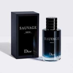 Мужские духи Sauvage Parfum от Dior, 60 мл.