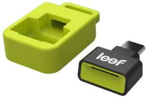 Кардридер Leef Access-C microSD Reader USB-C