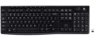 [Пермский край] Беспроводная клавиатура Logitech K270