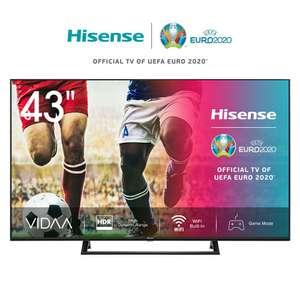 """43"""" (108 см) Телевизор LED Hisense 43A7300F (4K, Smart)"""